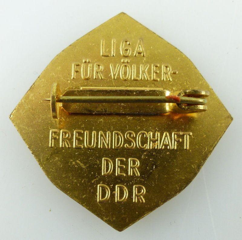 Abzeichen: LIGA für Völkerfreundschaft der DDR Für Verdienste um die, Orden3231 2