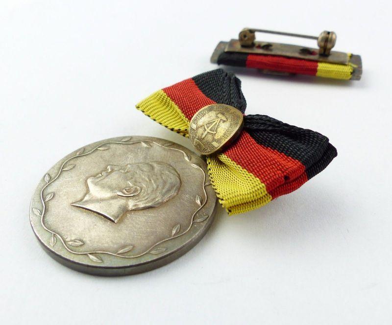#e7783 Meister des Sports DDR Medaille 1971-72 Silber 900 vgl. Band I Nr. 72 c 4