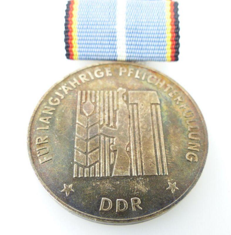 #e2459 Medaille für langjährige Pflicherfüllung, Landesverteidigung DDR 1