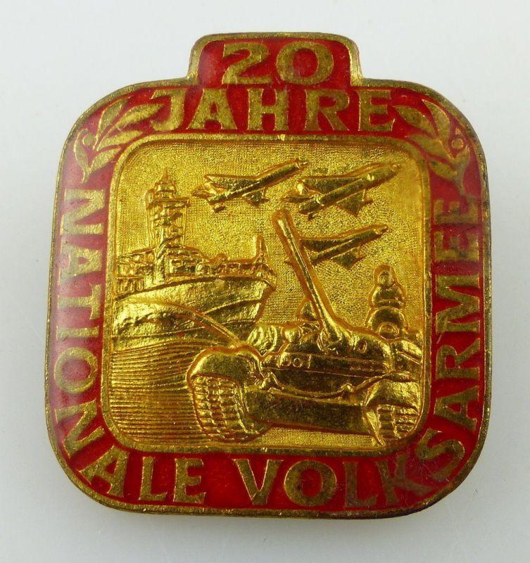 Abzeichen: 20 Jahre NVA Nationale Volksarmee, Orden3248