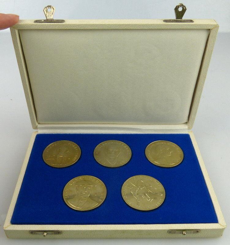5 Medaillen: Gesellschaft zur Förderung des olympischen Gedankens DDR, Orden2182