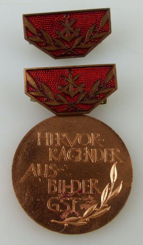 GST Medaille Hervorragender Ausbilder GST Bronze vgl. Band VII Nr. 14c, GST14c