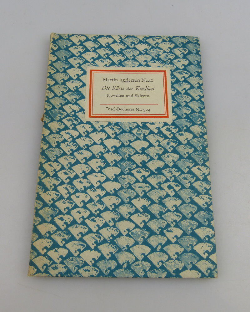 Insel Bücherei: Inselbuch Nr.904 Die Küste der Kindheit Novellen bu0513