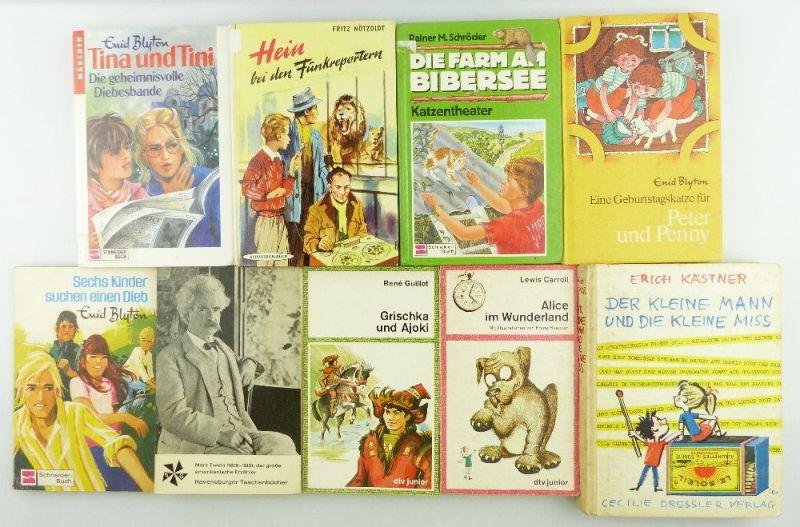 9 Kinderbücher /Jugendbücher: Die Farm am Bibersee e999
