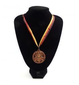 #e4131 Medaille Nationales Jugendfestival 30 Jahre DDR FDGB
