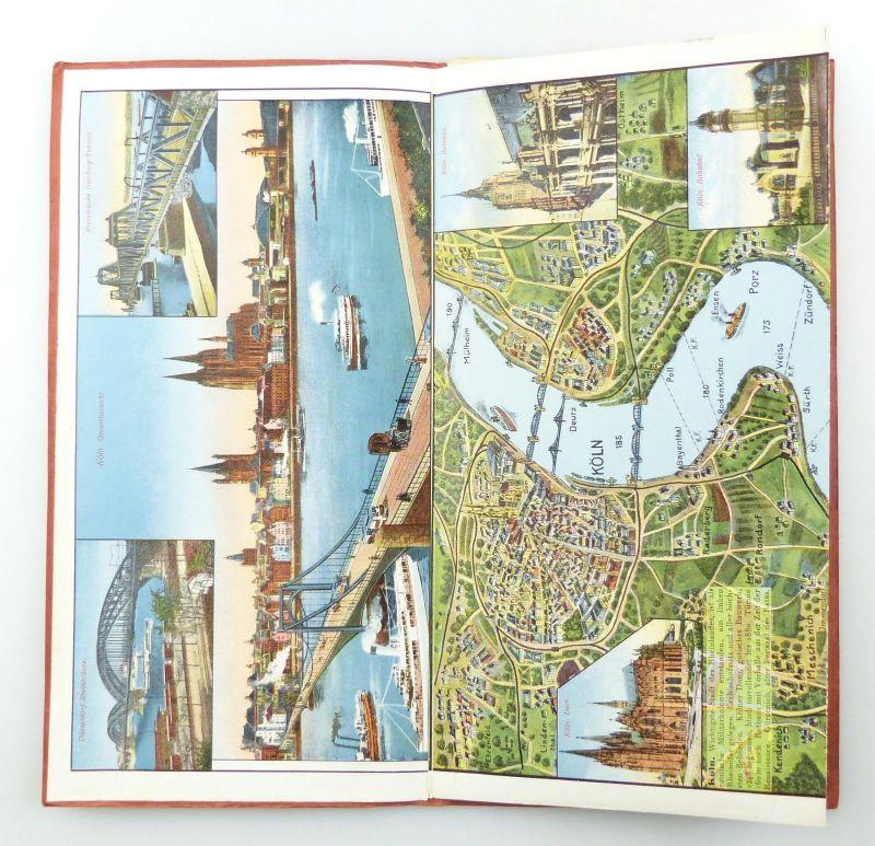 E9620 Der Rhein von Mainz bis Köln Heft zum Aufklappen 3