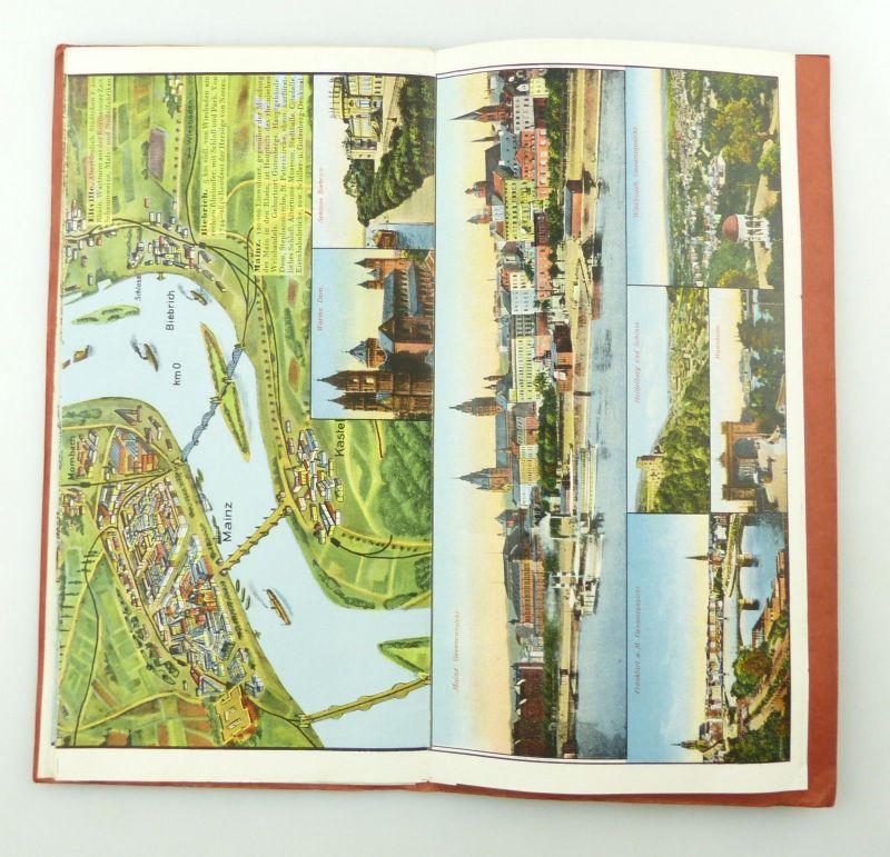 E9620 Der Rhein von Mainz bis Köln Heft zum Aufklappen 6