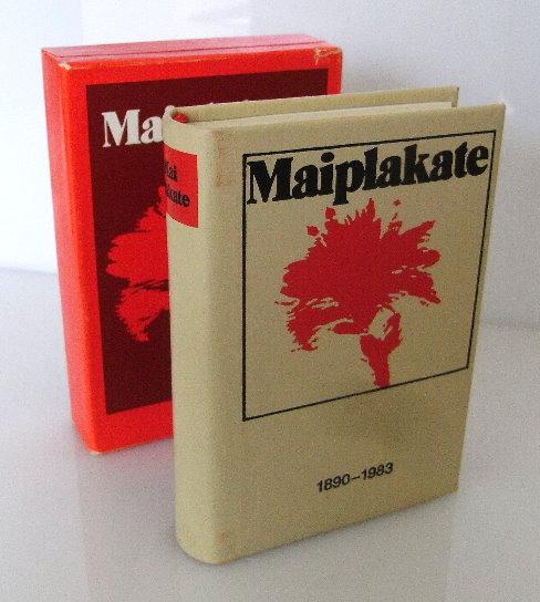 Minibuch: Maiplakate 1890 - 1983 bu0040