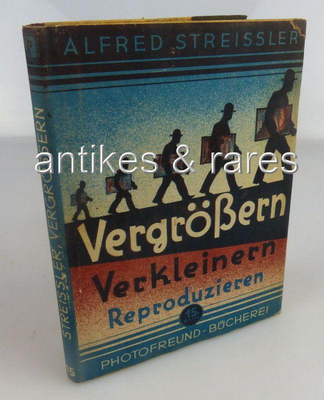 Photofreund Bücherei Band 15 vergrössern, verkleinern, reproduzieren Buch1438
