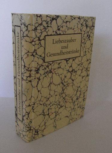 Minibuch: Liebeszauber und Gesundheitstränke 1989 bu0010