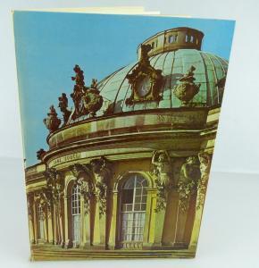 Buch : Sanssouci, Schlösser Gärten Kunstwerke, Druckhaus Kael-Marx-Stadt/rebu010