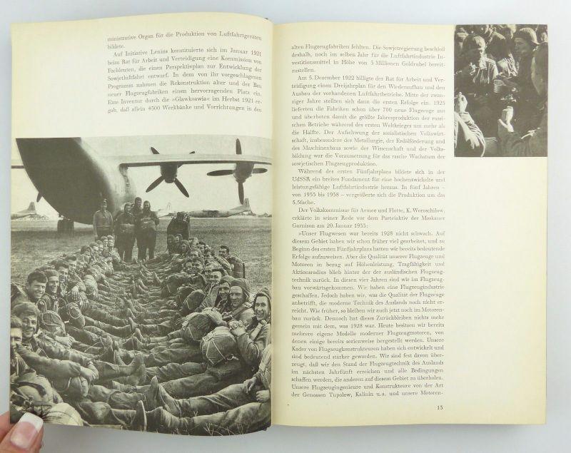 #e7214 Karl-Heinz Eyermann Lufttransport Spiegelbilder der Luftmacht von 1967