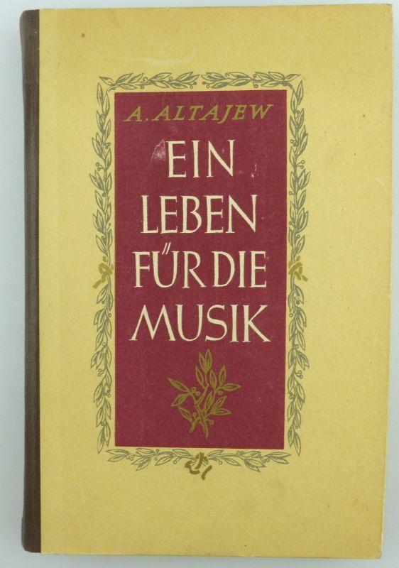 Buch: Ein Leben für die Musik M.I. Glinka der große russische Komponist e798