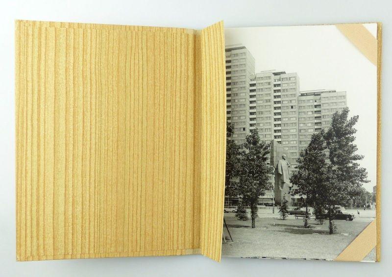 #e7621 12 original alte DDR Fotos von Berlin in schöner Mappe von 1974 10