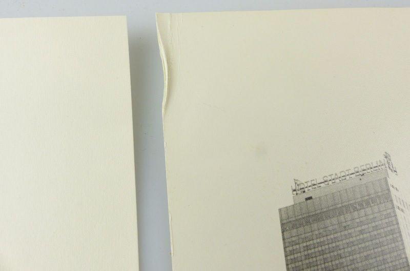 #e7621 12 original alte DDR Fotos von Berlin in schöner Mappe von 1974 5