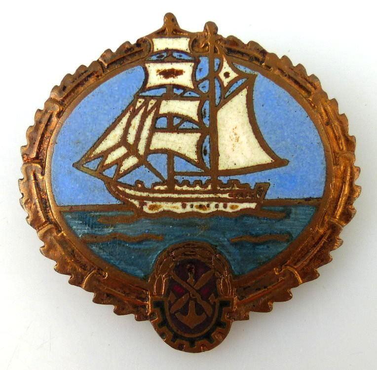 GST Qualifizierungsabzeichen Ausbilder Instrukteure Stufe III Bronze  Nr. 754 f