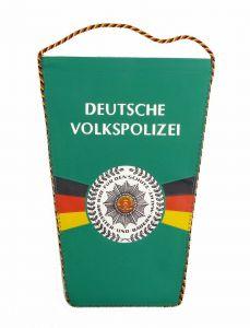 #e6057 DDR Wimpel Deutsche Volkspolizei Im Dienste des Volkes DVP