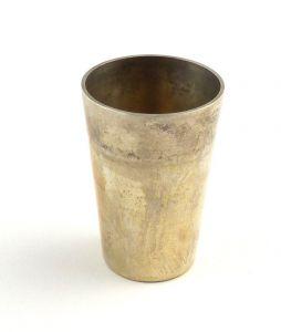 #e6728 Original alter Schnapsbecher / Wodkabecher 830 (Ag) Silber 17,2 g Wilkens