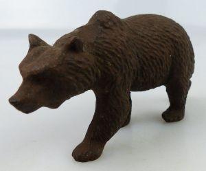 Altes Elastolin Tier: junger Bär (linol149)