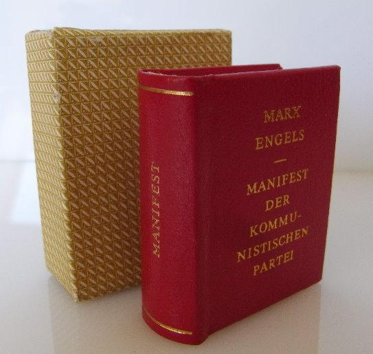 Minibuch: Marx Engels Manifest der Kommunistischen Partei bu0016