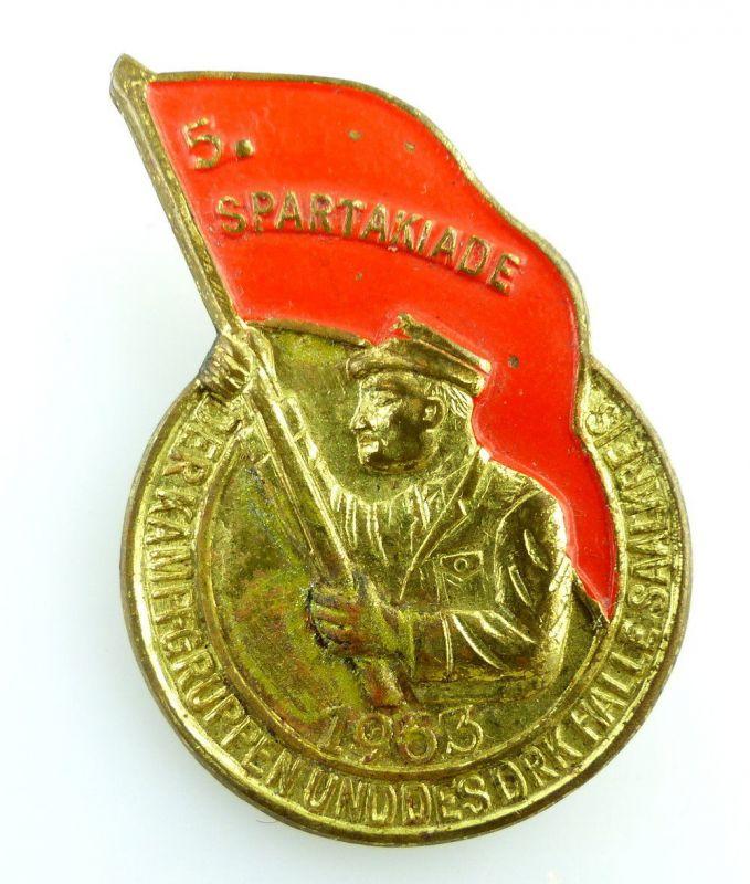 #e2360 5. Spartakiade der Kampfgruppen des DRK Halle Saalkreis