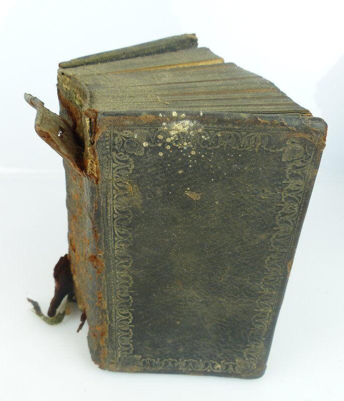 Buch: auserlenes und vollständiges Gesangsbuch 784 geistreiche Lieder1774 bu0682