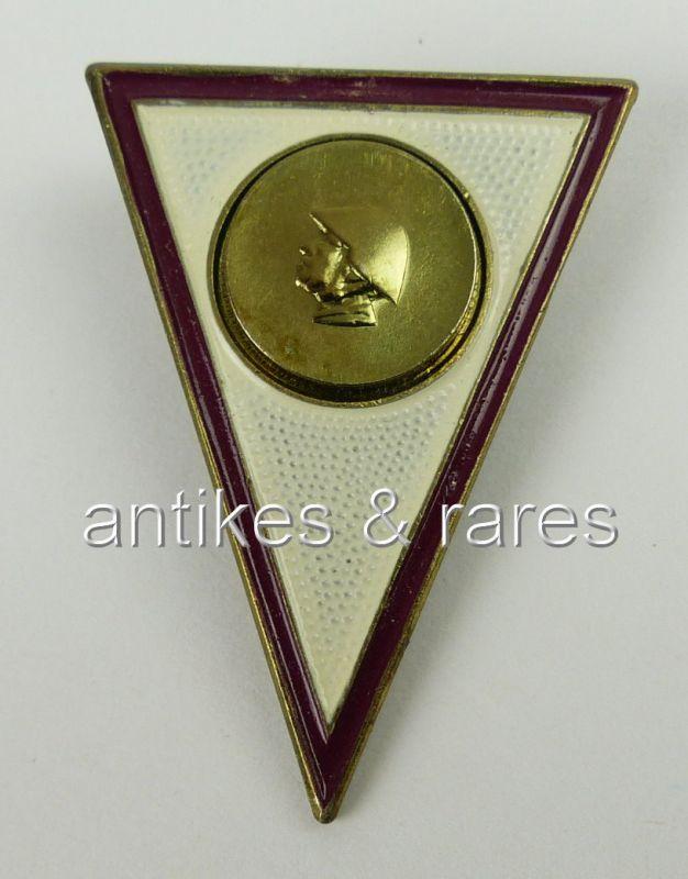 NVA Absolventenabzeichen Offiziere Ausbildung z. Berufsoffizier Band II Nr.476 b