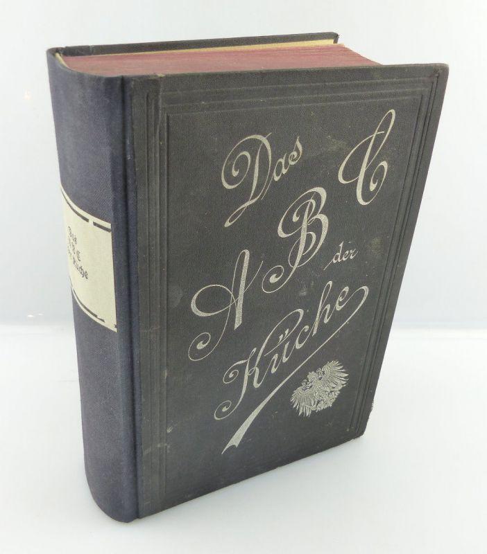 Antikes Buch: Kochen Haushalt Das ABC der Küche von Hedwig Heyl 10. Auflage e873