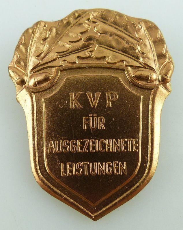 Leistungsabzeichen der Kasernierten Volkspolizei vgl. Band I Nr. 134b, Orden2471