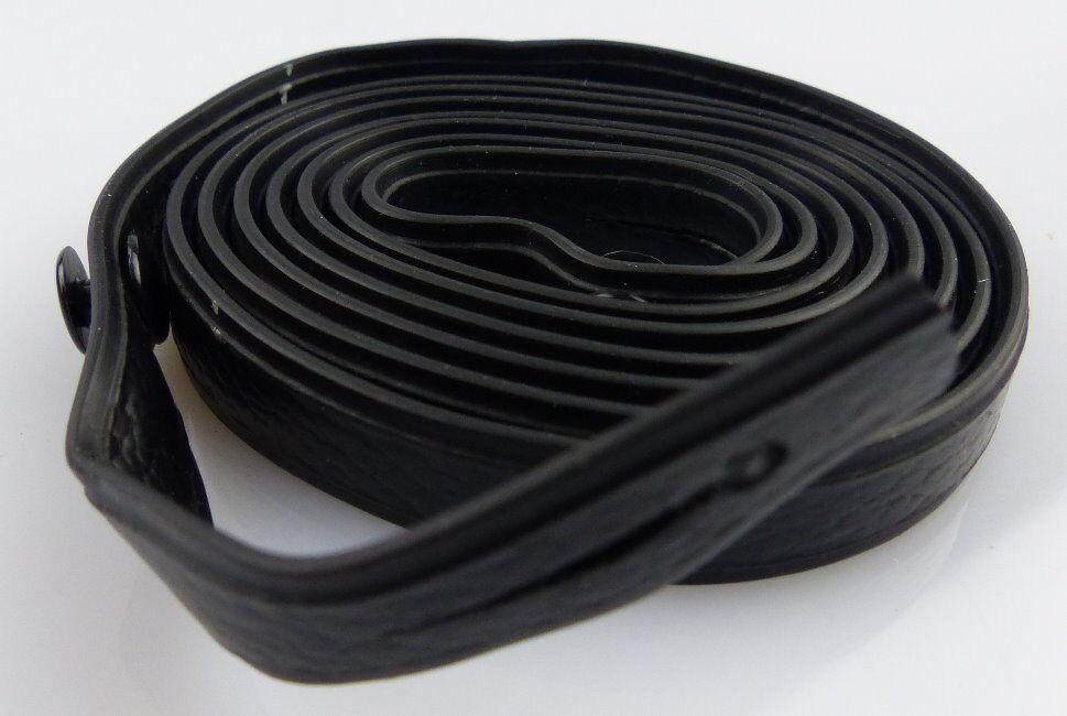 Schwarzer Trageriemen für Ferngläser, Gesamtlänge ca.: 97,5 cm, fern508