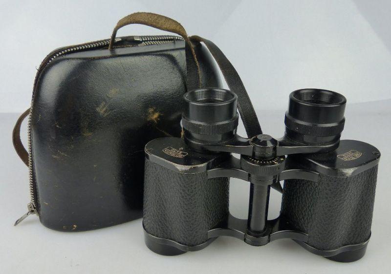Fernglas Carl Zeiss Jena Deltrintem 8x30 1Q Nr. 2850756 mit Tragetasche, fern493