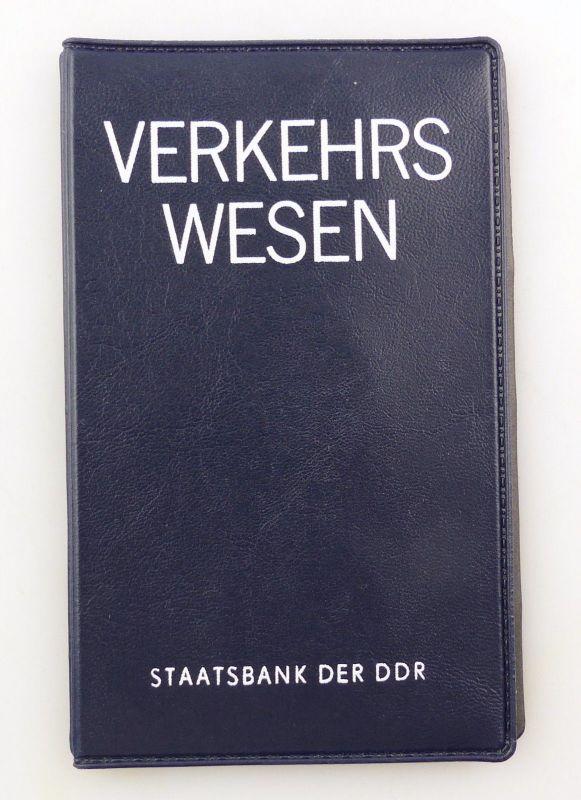 #e9054 5-Mark Gedenkmünzen Verkehrswesen DDR Staatsbank Deutsche Ferneisenbahn