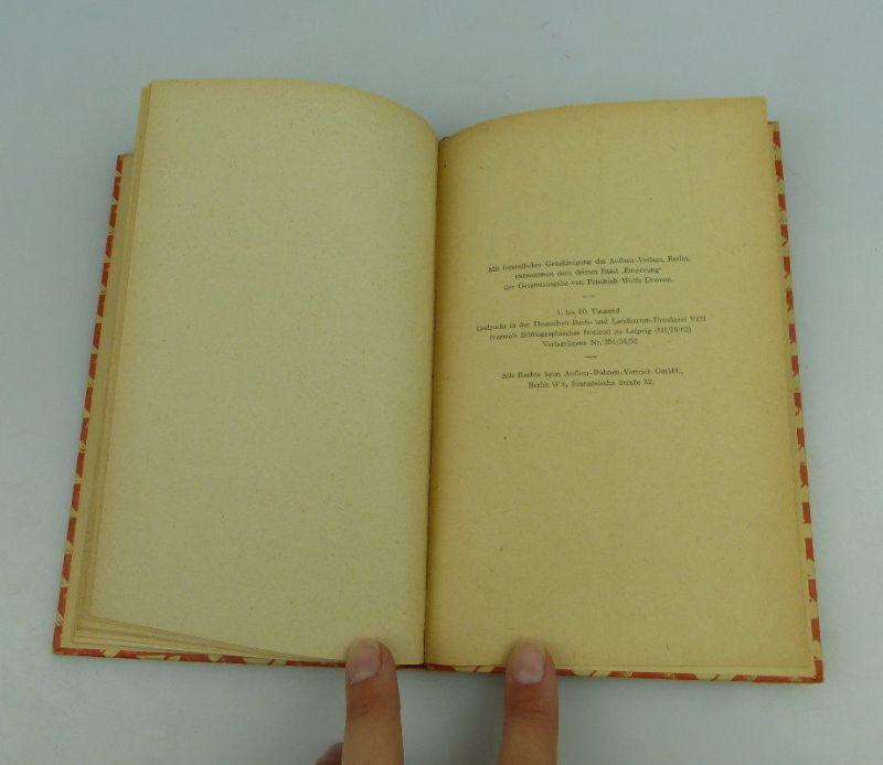 Insel Bücherei: Inselbuch Nr.295 Die Matrosen von Cattaro Friedrich Wolf bu0524 5
