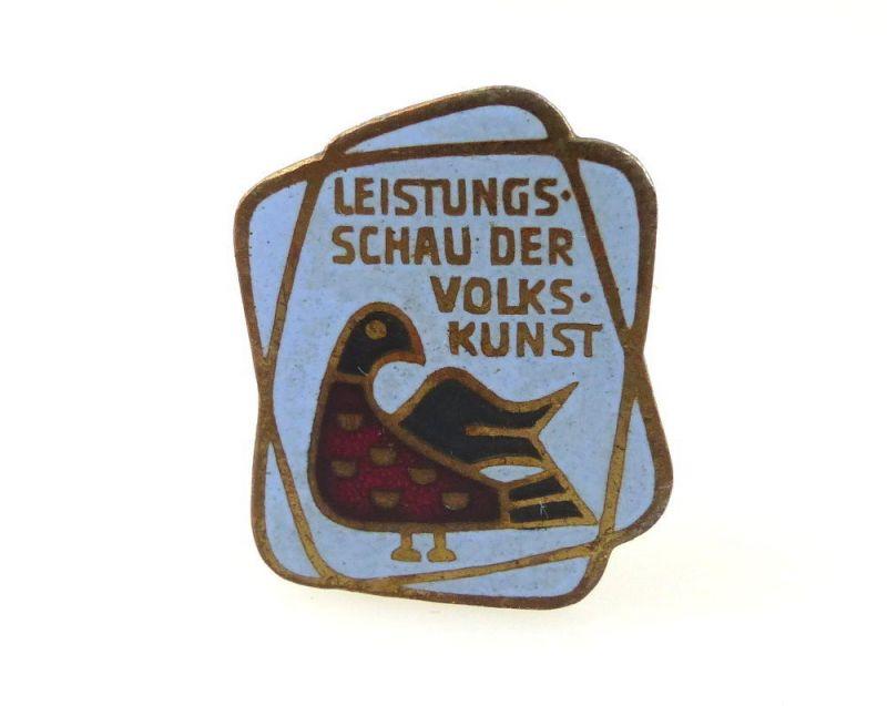 DDR Abzeichen: Leistungsschau der Volkskunst e1058