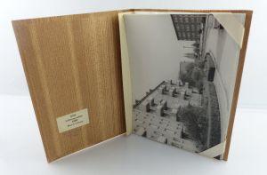 12 original alte DDR Fotos in schöner Mappe Oschatz 1980 e923