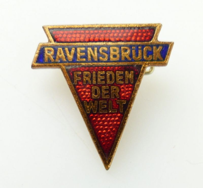 #e2348 Erinnerungsabzeichen DDR Ravensbrück Frieden der Welt vgl. Band X S.104