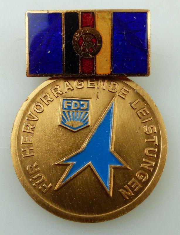 Medaille hervorragende Leistungen in der Bewegung Messen der Meister von Morgen