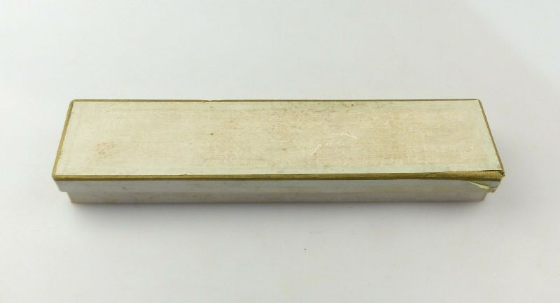 E10052 Versilberter Jugendstil Tortenheber in OVP 90er Silberauflage 9