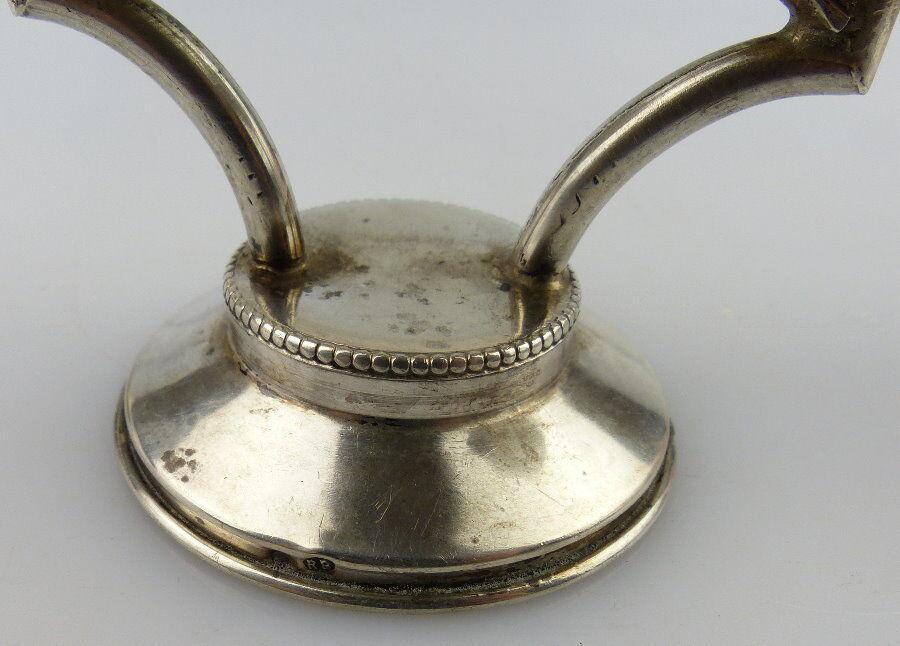 Etagere Polnisch in 800 (Ag) Silber ca. 61 g norb835 3