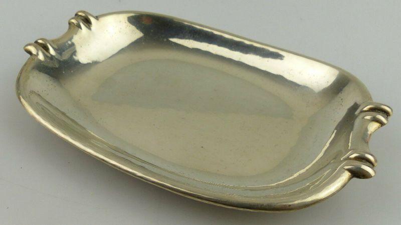 Kleine dekorative Schale in 830 (Ag) Silber Wilkens ca. 78 g, norb833