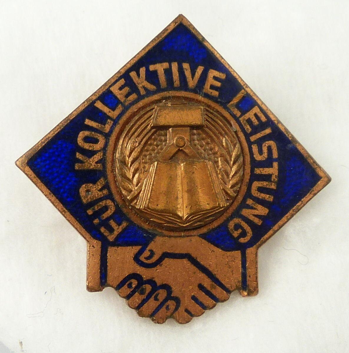 Abzeichen Für kollektive Leistungen  vgl Band V Nr 258  r508