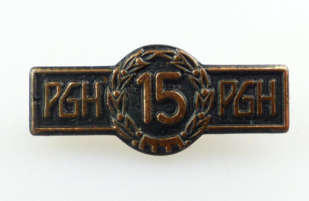 #e2757 Abzeichen für langjährige Mitgliedschaft in der PGH Band X Nr.375