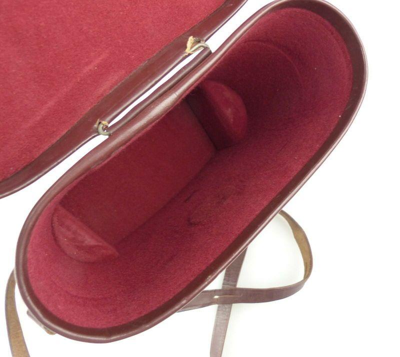E10572 Alter Köcher passend für Carl Zeiss Ferngläser der Größe 7x50 10x50 15x50 10