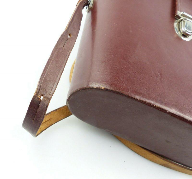 E10572 Alter Köcher passend für Carl Zeiss Ferngläser der Größe 7x50 10x50 15x50 4