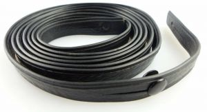 Schwarzer Trageriemen für Ferngläser, Gesamtlänge ca. 130 cm e1501