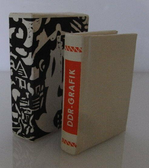 Minibuch: Grafik aus der DDR bu0033