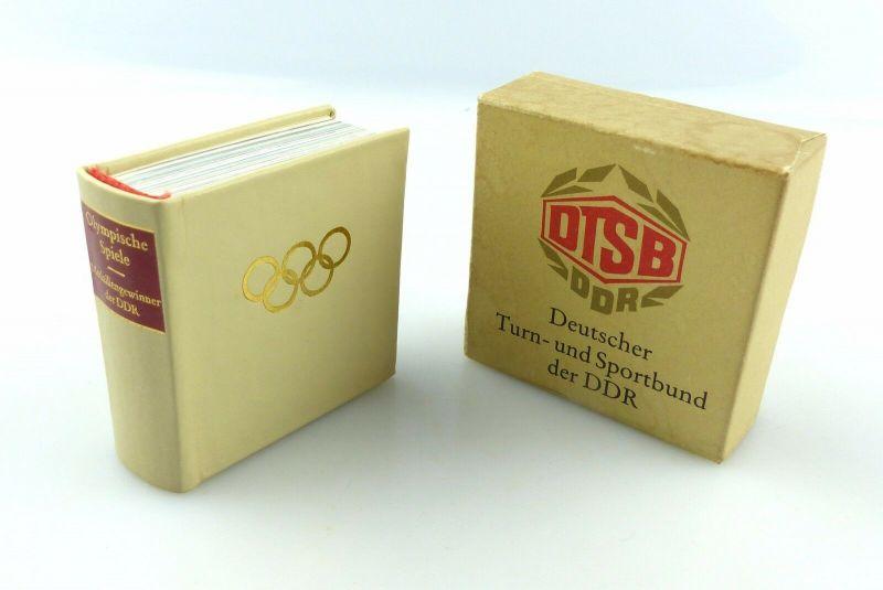 #e5468 Minibuch: DTSB Deutscher Turn- und Sportbund der DDR