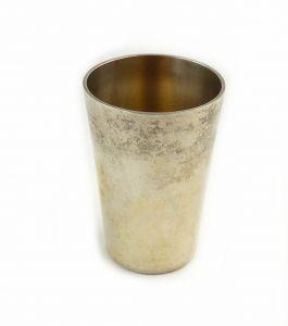 #e6727 Original alter Schnapsbecher / Wodkabecher 830 (Ag) Silber 16 g Wilkens