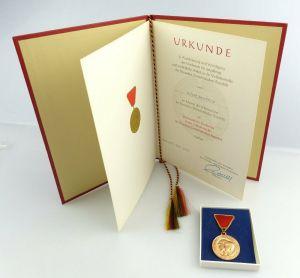 #e2734 Medaille für Verdienste in der Volkskontrolle der DDR Stufe III 1973