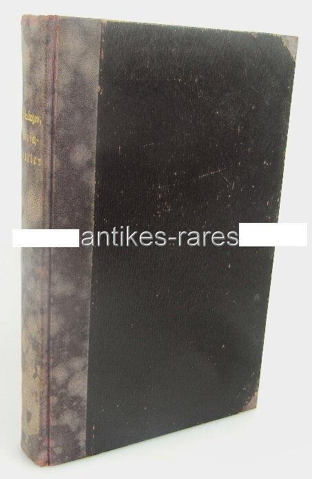 Der Froschmäusler Gedicht neu herausg. von Roderich Benedix 1841 Sehr Selten